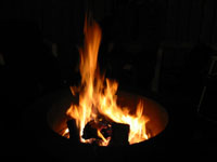 Fireside Hypnotic, copyright © 2003 John Wentworth